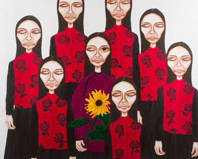 Liu Yi-Lan 柳依蘭, 'In the World of the Blind', 2014