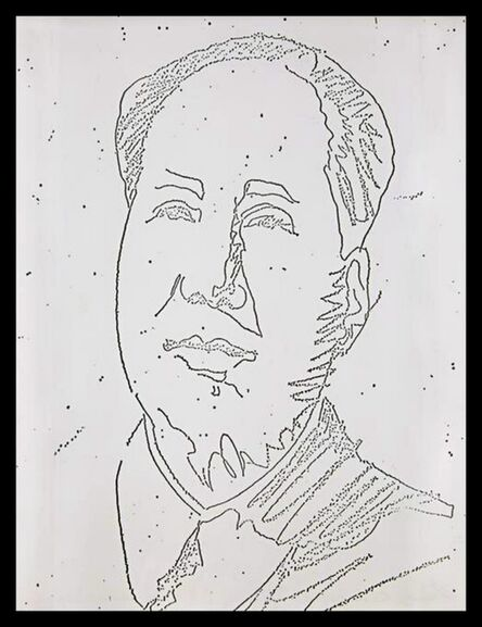 Andy Warhol, 'Mao. from the New York Collection for Stockholm (F&S II. 89)', 1973