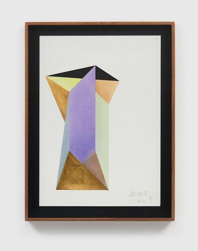Jorinde Voigt, 'Kaleidoskop V', 2020-21