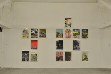 Marius Bercea, 'Thoughts Safari', 2015