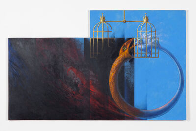 Vitaly Komar, 'War and Peace', 2010-2015