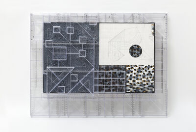 René Francisco, 'City seen from above 2', 2016