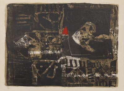 Antoni Clavé, 'Poisson Au Triangle Rouge', 1964