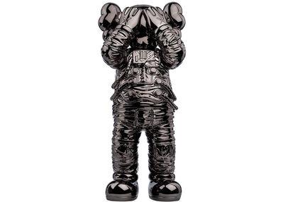 KAWS, 'KAWS Holiday Space Figure Black', 2020