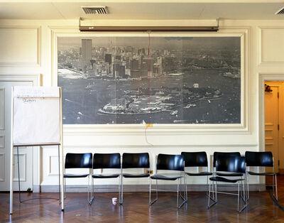 Lisa Kereszi, 'Strategies, Meeting Room, Building 125, Governors Island, NY', 2004