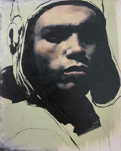 Christopher Thompson, 'Head Study I', 2020