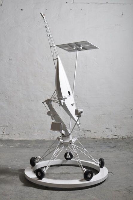 Björn Schülke, 'String Rover', 2011