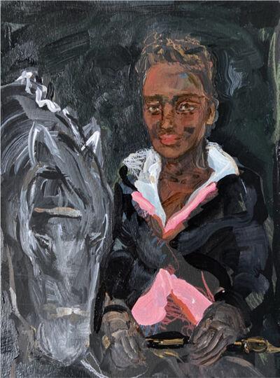 Suzy Spence, 'Pink Vest ', 2020