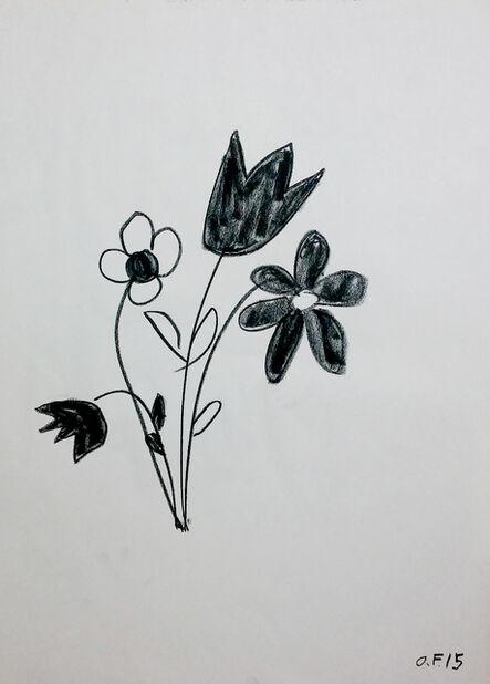 Oscar Figueroa, 'Bouquet of Stick Flowers', 2015