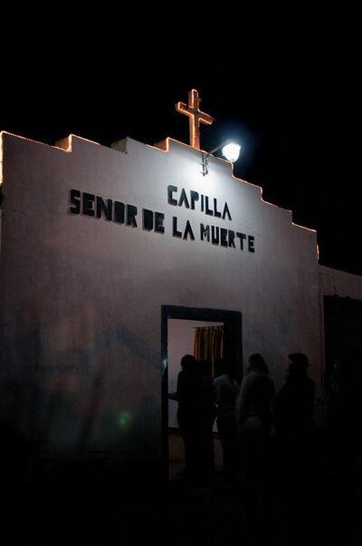 Paulo Burgos, 'San La muerte Chapel', 2014