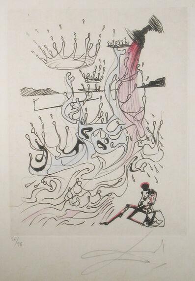 Salvador Dalí, 'River of Plenty', 1967