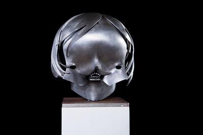 Takehito Fujii, 'Transfer student/Head', 2017