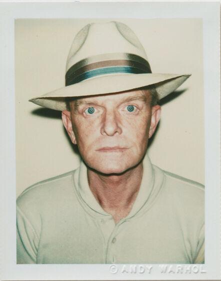Andy Warhol, 'Truman Capote ', 1979