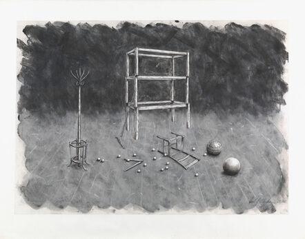 Carl Plackman, 'The Immigrant', 1985