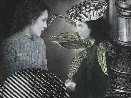 Stacey Steers, 'Edge of Alchemy Ed. 10 (two women characters)'