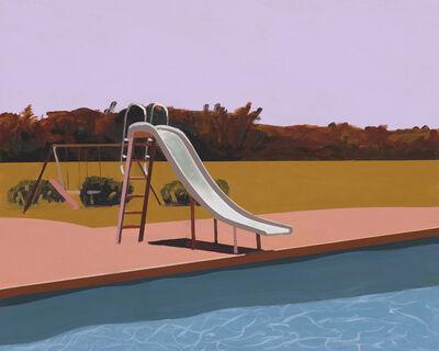 Jessica Brilli, 'A Very Hot Day', 2020