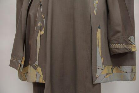 Huguette Caland, 'Kaftan designed for Nour Collection: Pierre Cardin', 1979
