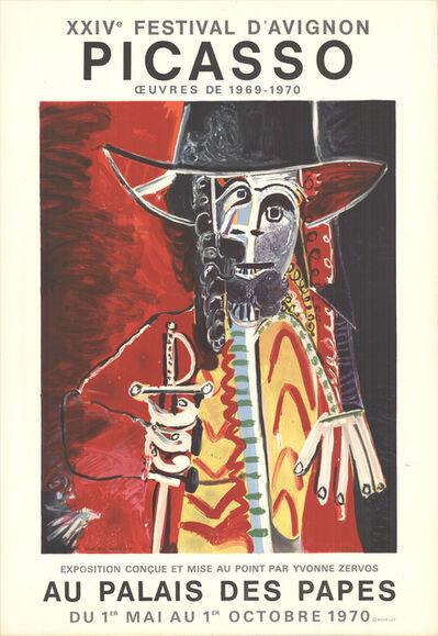 Pablo Picasso, 'Festival D'Avignon', 1970