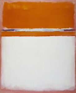 Mark Rothko, 'Number 18', 1951