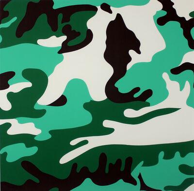 Andy Warhol, 'Camouflage (FS II.407)', 1987