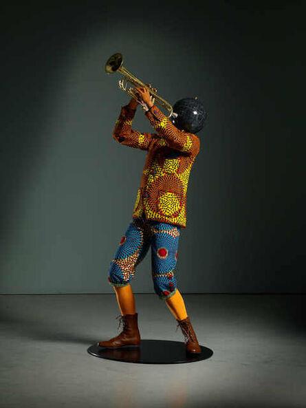 Yinka Shonibare, 'Planets in My Head (Trumpet Boy) ', 2018