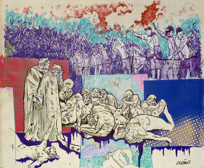 SITO Art Group, 'Limbo. Dante and Vergil series', 2013