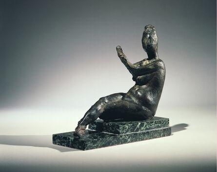 Marino Marini, 'Seated  Amazone', 1945