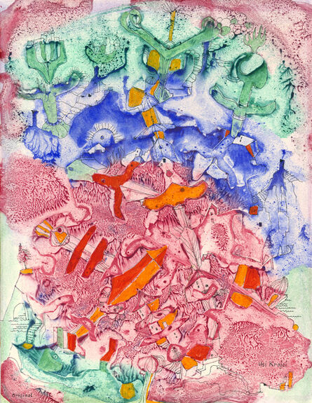 Usi Krejci, 'Original', 1984