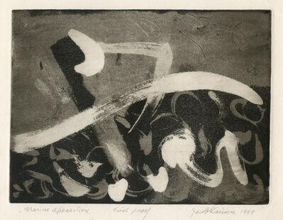 Jacob Kainen, 'Marine Apparition', 1949