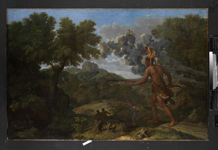 Nicolas Poussin, 'Blind Orion Searching for the Rising Sun', 1658