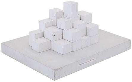 Montez Magno, 'Arquitetura Monolítica', 2001