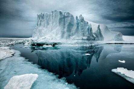 Sebastian Copeland, 'Iceberg XXI, Greenland', 2010