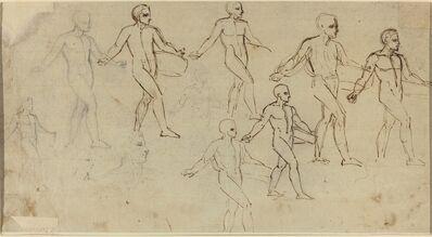 Thomas Stothard, 'Studies of a Sower'