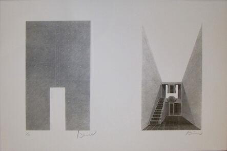 Tadao Ando, 'Tadao Ando Prints 1998', 1998