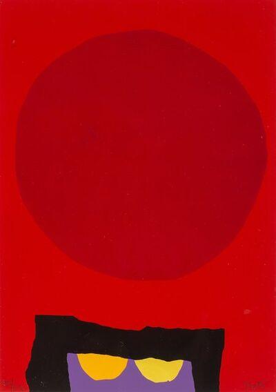 Luis Feito, 'Untitled'