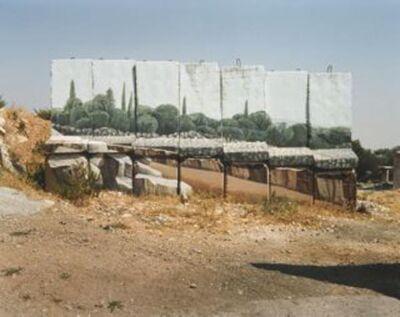Sean Hemmerle, 'Bus Stop, Jerusalem, Israel, 2004', 2004