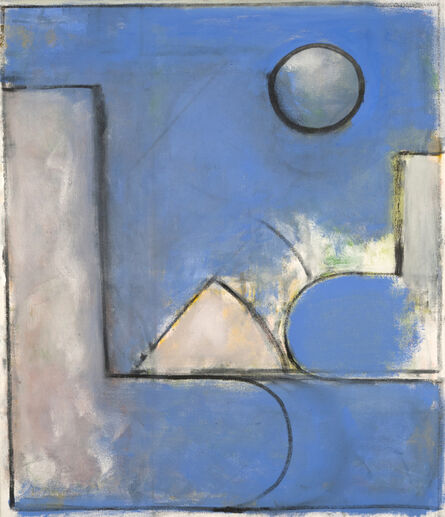 Robert C. Jones, 'Egypt Blue', 2015