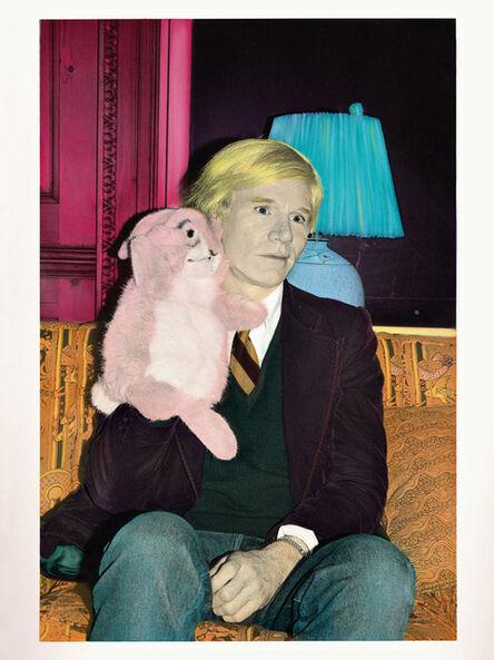 Elizabeth Lennard, 'Andy Warhol and the rabbit ', 2015