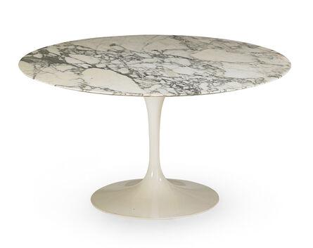 Eero Saarinen, 'Tulip dining table, USA/Italy', 2000s