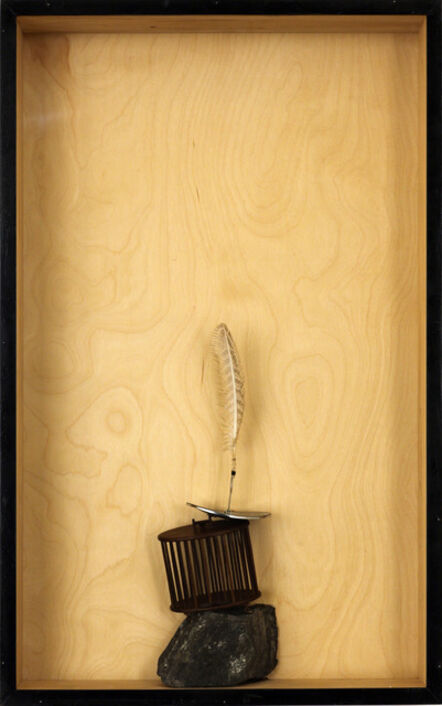 Tom Marioni, 'Lost at Sea', 1992
