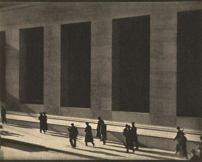 Paul Strand, 'New York', Negative 1915; print 1916