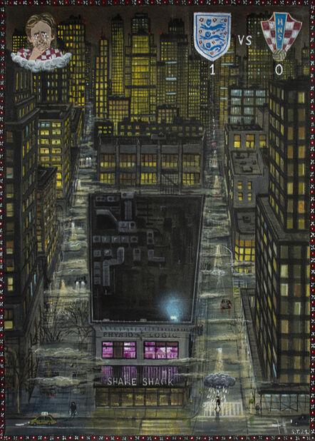 Stipan Tadić, 'Downtown Brooklyn', 2021
