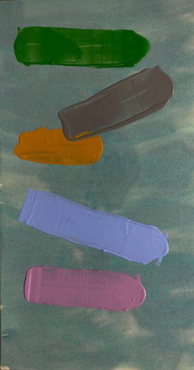 William Perehudoff, 'AC-84-50', 1984