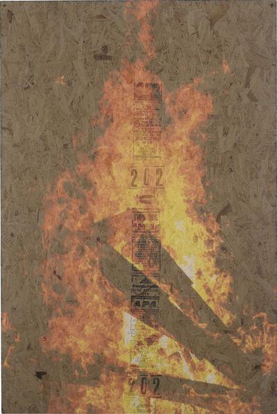 Peter Sutherland, 'Bonfire 9 ', 2014