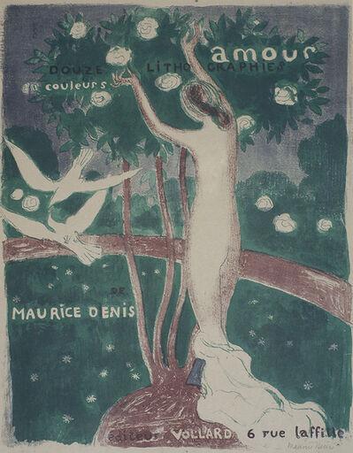 Maurice Denis, 'Cover for the Amour Suite (Couverture pour la Suite Amour)', 1898-99