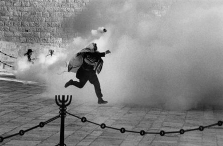 Micha Bar-Am, 'Jerusalem, Western Wall (Wailing Wall). ', 1989