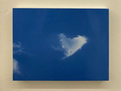 Robert Russell, 'Heart Shaped Cloudform', 2020