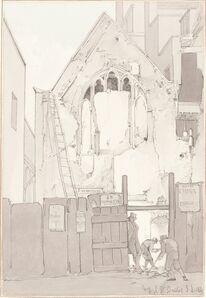 James Johnson, 'High Street, Bristol', 1821