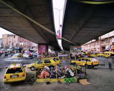 Martin Roemers, 'Broad Street, Lagos Island, Lagos, Nigeria', 2015