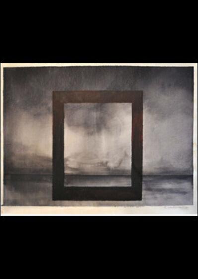 Richard Hambleton, 'Untitled (Black Square C740)', 1987